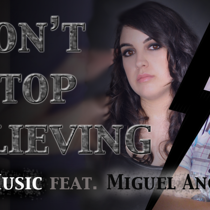 Don't stop believing thumbnail