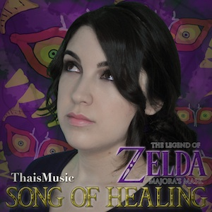 15. ThaisMusic - Song of healing (A cappella)