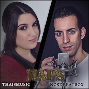 16. ThaisMusic feat. Nose Beatbox - Maps (A cappella)
